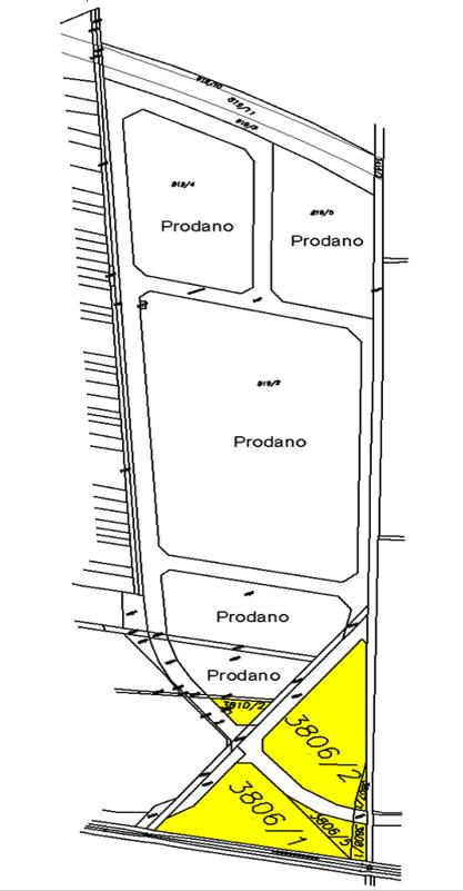 pz trnovača – mapa
